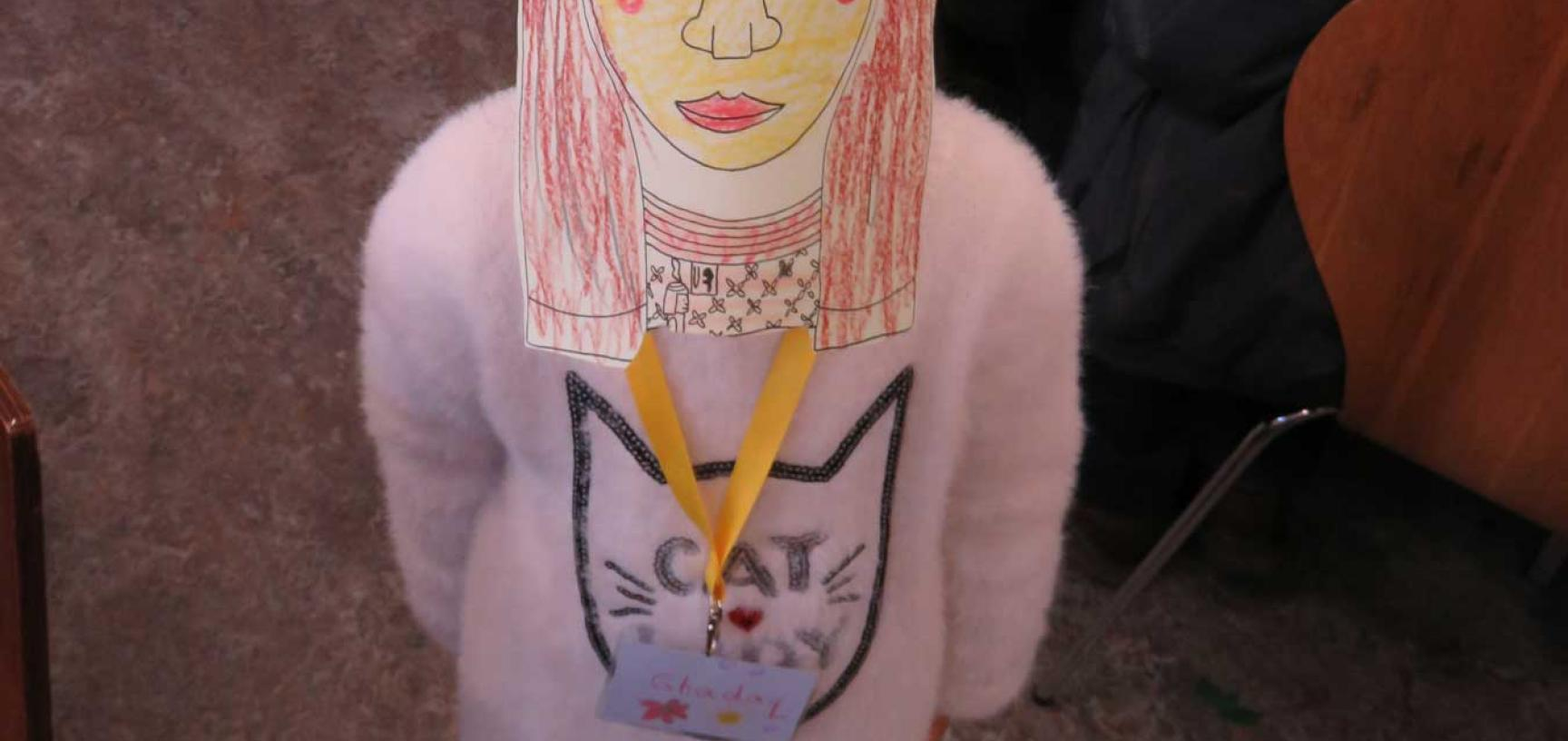 refugee resource family day mask 2