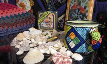 bk luwo display shells