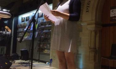 poet performance